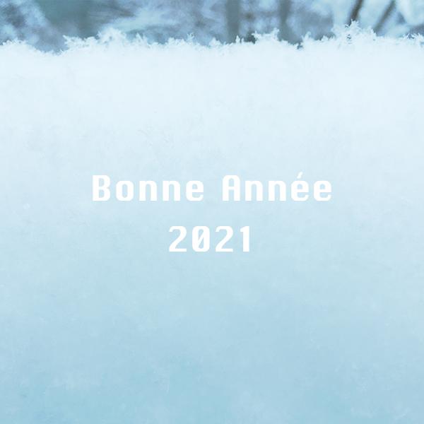 謹賀新年 2021