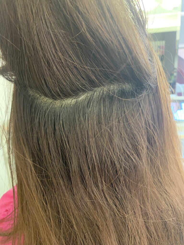 Haircolorbefore
